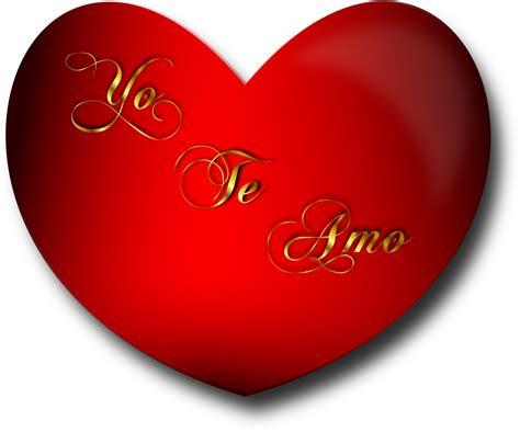 Te Amo Clipart clipart corazon yo te amo