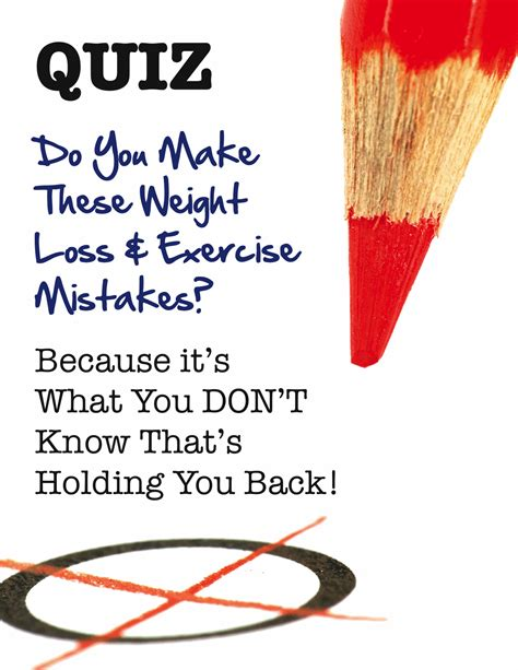 weight management quiz totally new you personal studio fitness quiz