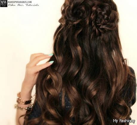 down hairstyles for prom 2015 prom hairstyles down 2015