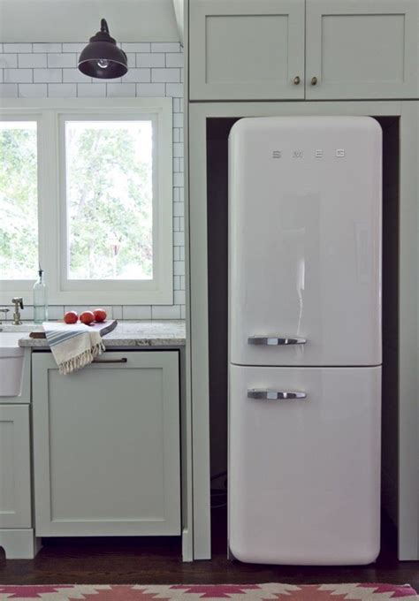 Refrigerator Small Kitchen by 20 Retro Smeg Fridges For Small Kitchens Home Design And