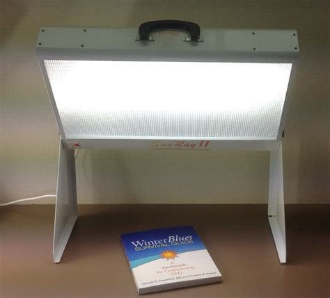 bright light therapy l sunray ii bright light therapy l on sale the sunbox