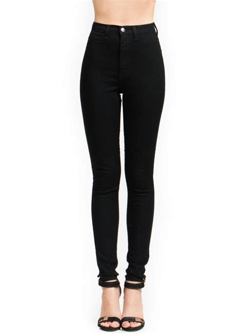 Punny Highwaist Pans Black what to wear with high waisted black memes