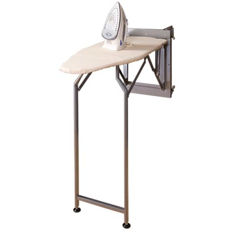 Folding Ironing Board Silver In Ironing Boards