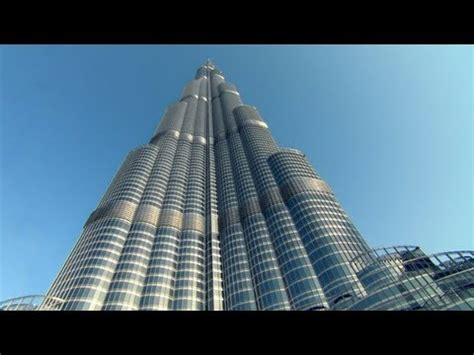 stunning views atop the world's tallest building come to
