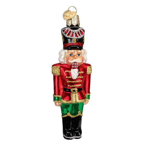 old world christmas nutcracker suite ornaments traditions