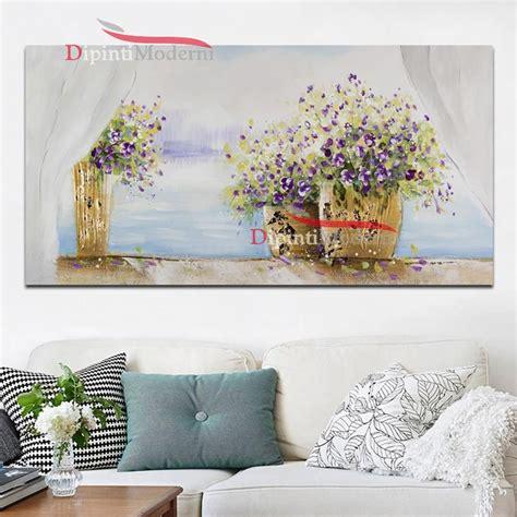 quadri con vasi di fiori quadri con vasi di fiori finestra dipinti moderni
