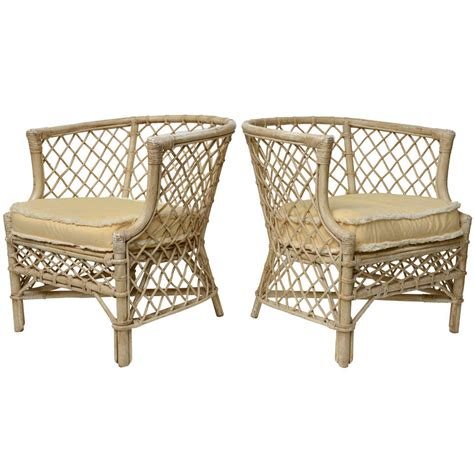 hollywood regency chair hollywood regency cane chairs at 1stdibs