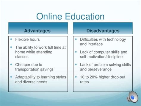 online tutorial disadvantages adult learner satisfaction and success in online learning