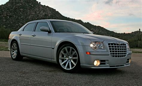 2008 Chrysler 300c Srt8 car and driver