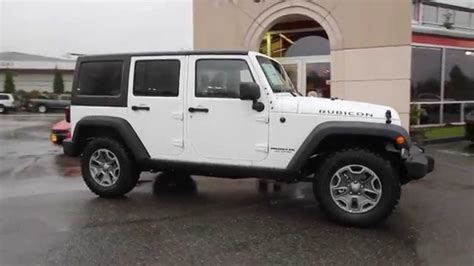 jeep rubicon white 2015 2015 jeep wrangler unlimited rubicon white fl546680