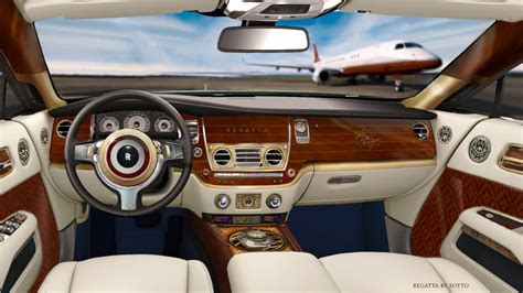cexi rolls royce the rolls royce wraith regatta is a 700 000 mahogany