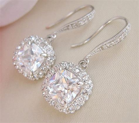 Hochzeit Ohrringe by Help Me Choose My Wedding Earrings Weddingbee