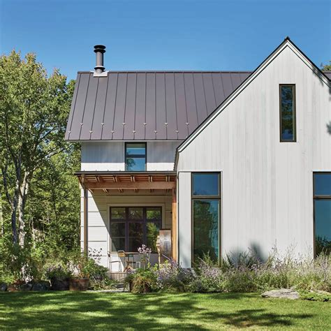modern farm homes modern farmhouse custom home magazine albert righter