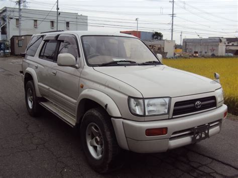 95 Toyota Hilux For Sale Toyota Hilux Surf Ssr X 4wd 1998 Used For Sale