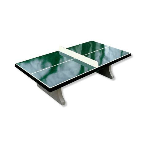concrete ping pong table concrete ping pong table cornered outdoor kickerkult