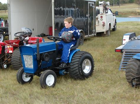 Pulling Garden Tractors For Sale by Oklahoma Garden Tractor Pulling Associaton 09 17 11