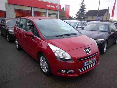 peugeot 2012 for sale peugeot 2012 5008 e hdi active car for sale