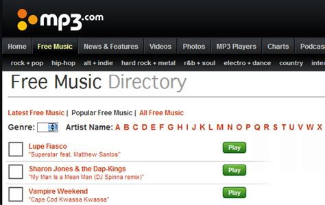 mp3s some songs free top 10 websites for free mp3 downloads