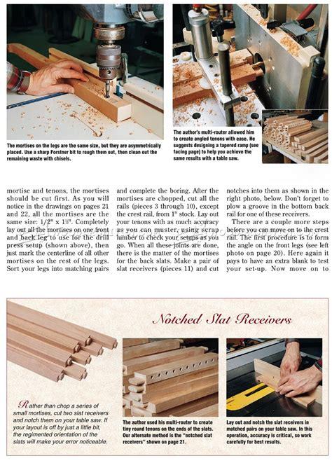 Build Bar Stools Wood by Wooden Bar Stool Plans Woodarchivist