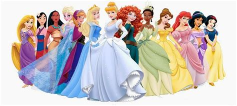 7 Best Disney Princesses by 7 Disney Princesses That Helped Me Change How I See The World