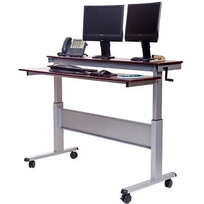 Best Height Adjustable Standing Desk Buying Guide Optimal Height For Standing Desk