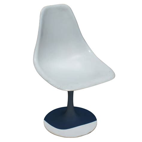 Tulip Dining Chairs Metro Retro Furniture 4 Knoll Eero Saarinen Style Tulip Side Dining Chairs