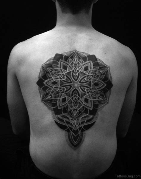 mandala tattoo on back 64 stylish back tattoos