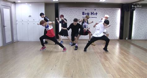 tutorial dance danger bts bts shows off powerful quot danger quot moves in detail with