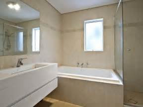 Modern bathroom design with corner bath using marble bathroom photo