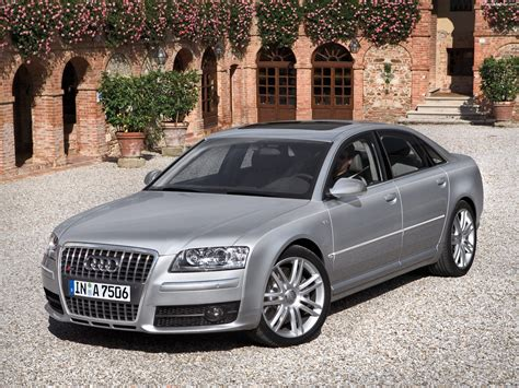 Audi S8 D3 by Audi S8 D3 Galeria Tapety Na Pulpit Wallpapers