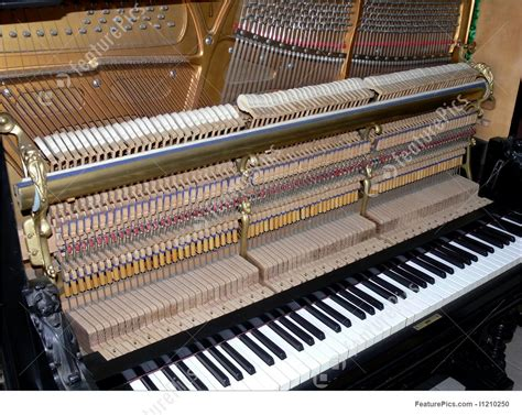 inside of a inside of a piano image