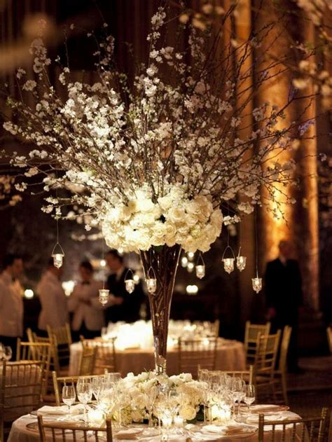 wedding centerpieces dramatic wedding centerpieces with rustic style crazyforus