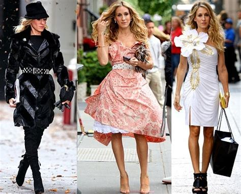 And The City Wardrobe by Style Icon Messiah