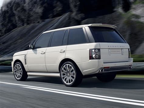 2009 range rover vogue land rover range rover vogue by overfinch 2009 mad 4 wheels