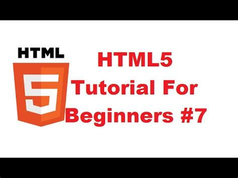 html game tutorial for beginners html5 tutorial for beginners 7 html link tag codebringer