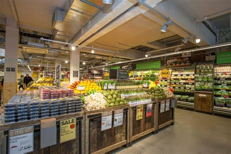 Mba Arch Cmo Wholefoods by Whole Foods Market Fulham Dickson Architects