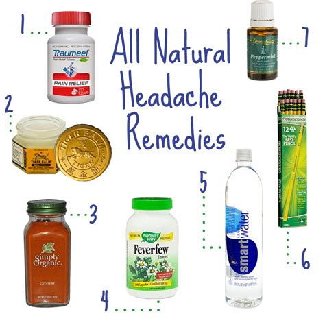 medicine for home instant home remedies for headache