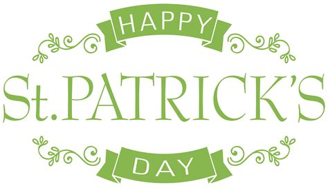 happy birthday on st s day clip happy st patricks day clip clipart
