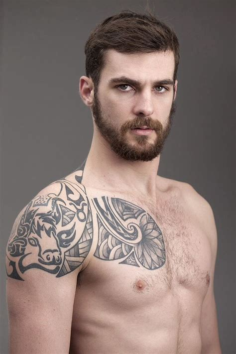 male tattoo shoulder tattoos for tattoolot
