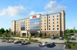 Comfort Inn Raleigh New Hampton Inn Amp Suites Opens In Raleigh Hilton Honors