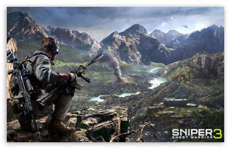 sniper ghost warrior   hd desktop wallpaper