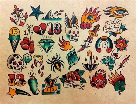 tattoo flash friday the 13th 51 best friday 13 tattoos images on pinterest 13 tattoos