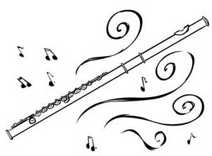 Wall Stickers Music flute clipart google search band pinterest flute