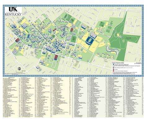 map uky of kentucky cus map ky 40506