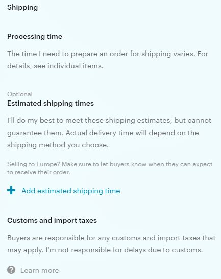 etsy shop policies template etsy s new shop home page seo implications cindylouwho2