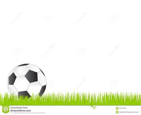 imagenes futbol sin copyright bal 243 n del balompi 233 o de f 250 tbol en la hierba foto de