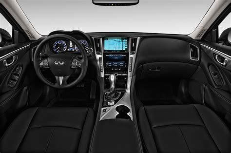 infiniti q50 interior 2017 2014 infiniti q50 reviews and rating motor trend