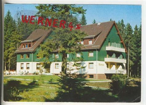 Haus Waldfrieden by Braunlage K 246 Nigskrug V 1980 Ferienheim Quot Haus Waldfrieden