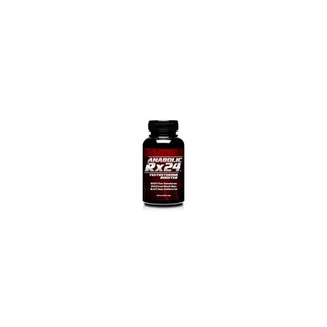 Anabolic Original Anabolic Rx24 anabolic rx24 testosterone booster 742mg per capsule by