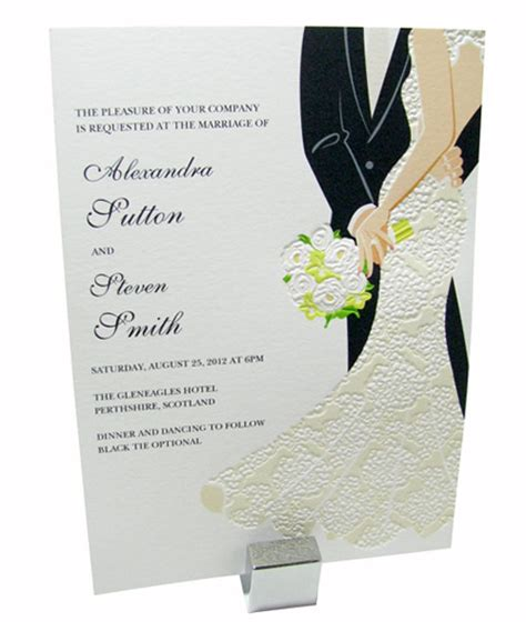 Ready To Print Wedding Invitations by Custom Wedding Invitations For Couples Digby